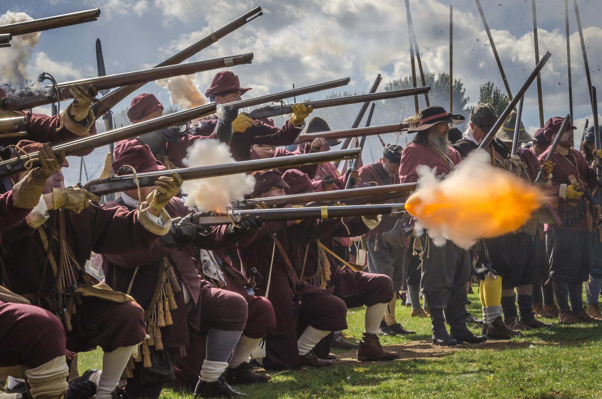 Civil War re-enactment heads to Ford Park