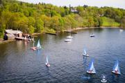 Windermere has been recognised for its sailing excellence