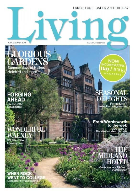 The latest edition of Living is out now!