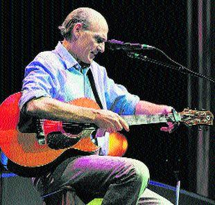 Review: James Taylor @ MEN Arena, Manchester