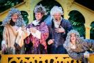 Illyria returns to Brantwood's scenic lakeside meadow staging Shakespeare's Merchant of Venice on Tuesday, July 24, followed on Tuesday, August 21, by The Adventures of Dr Dolittle