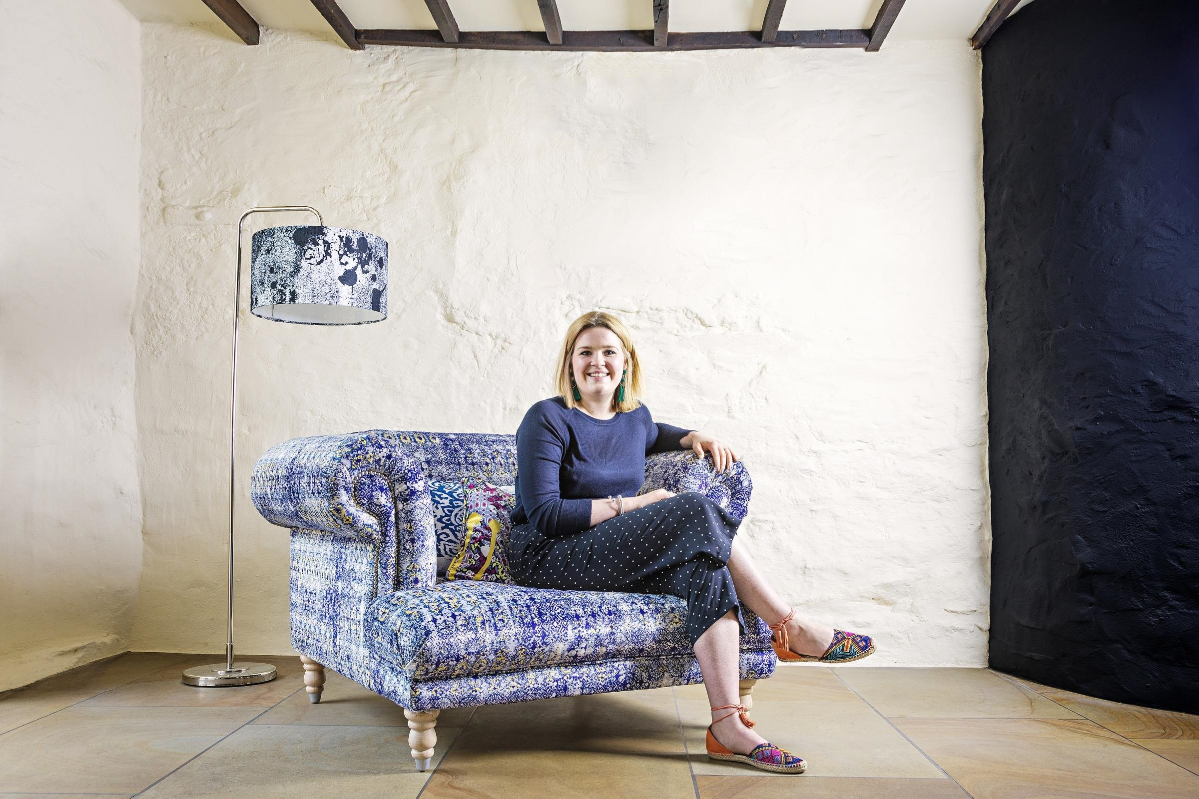 New Design And Upholstery Business Set Up By Windermere Woman The