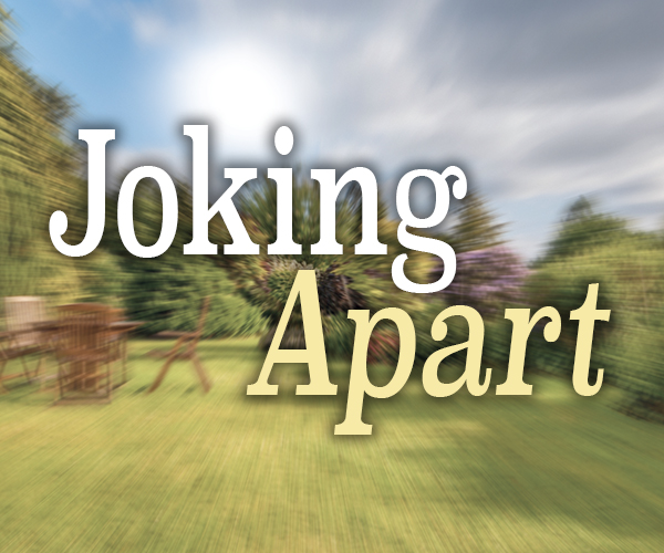 Joking Apart by Alan Ayckbourn