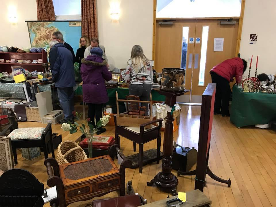Barbon Antique fair in June 2018. Picture: Kirkby Lonsdale What's On