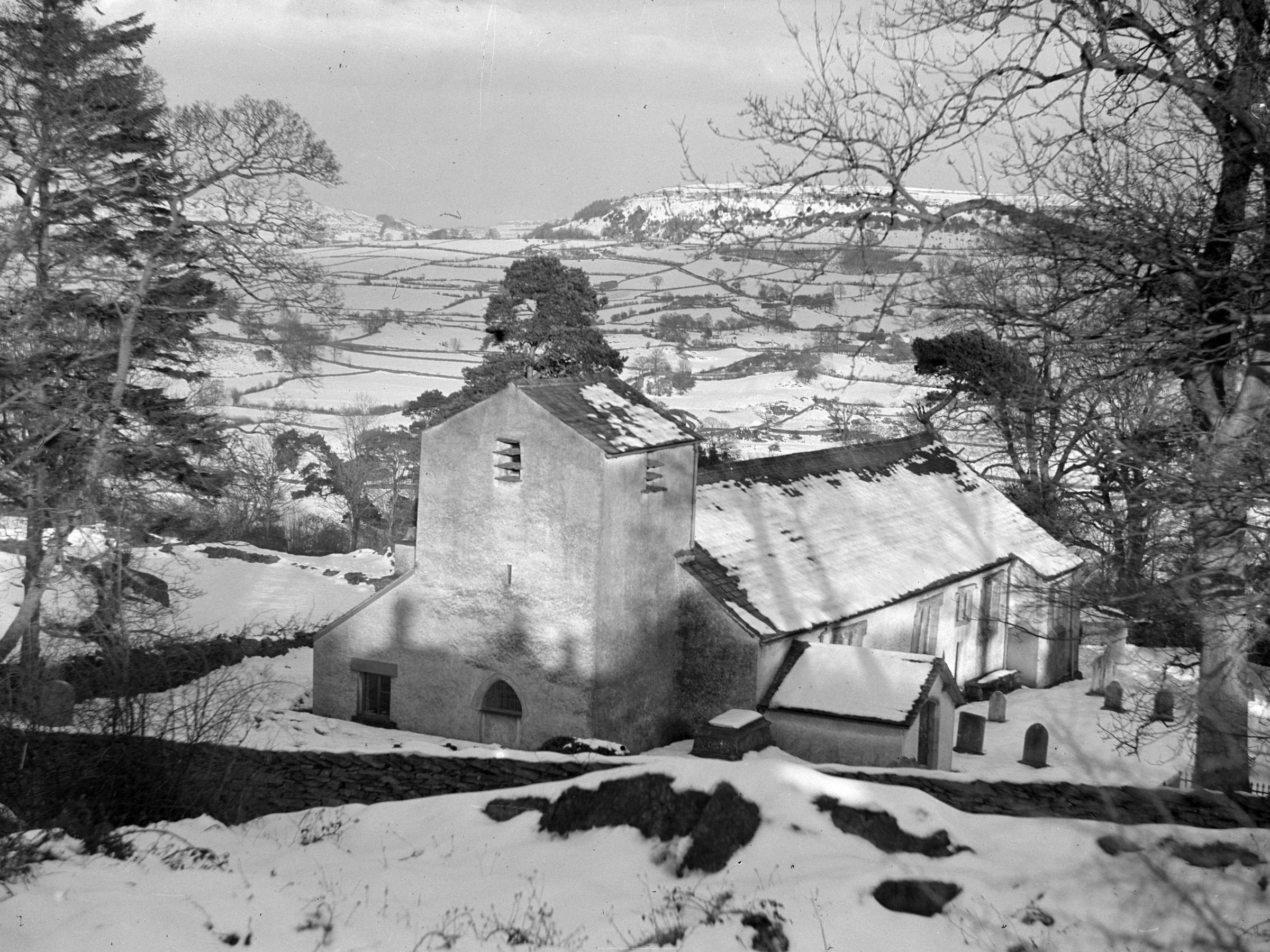 Cartmell Fell Church (Picture by Joseph Hardman)