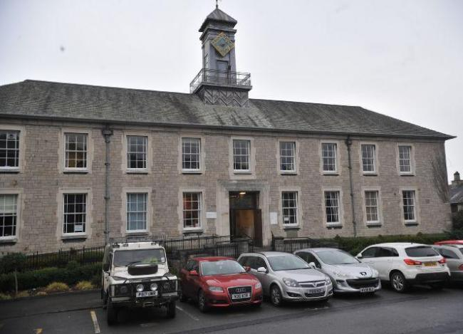 OPENING: County Hall, Kendal