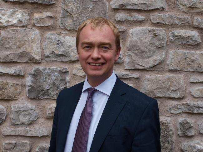 MP Tim Farron says direct payments are a lifeline for farmers
