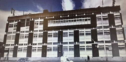 Kendal's 1960s BT Telephone Exchange (Picture: SLDC planning portal)