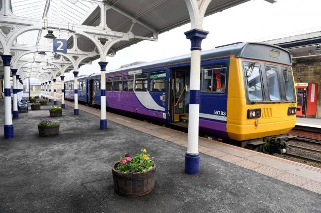 Train ticket offer for Cumbrians