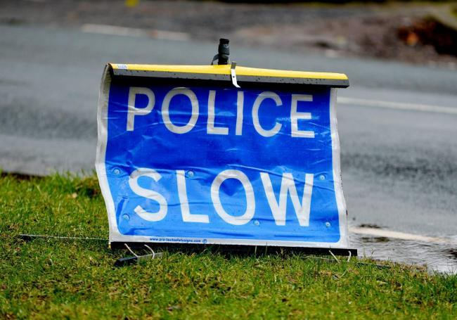 A591 partially blocked after traffic incident near Windermere