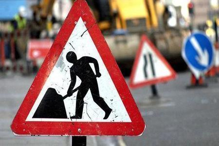 Roadworks are to take place on Stramongate