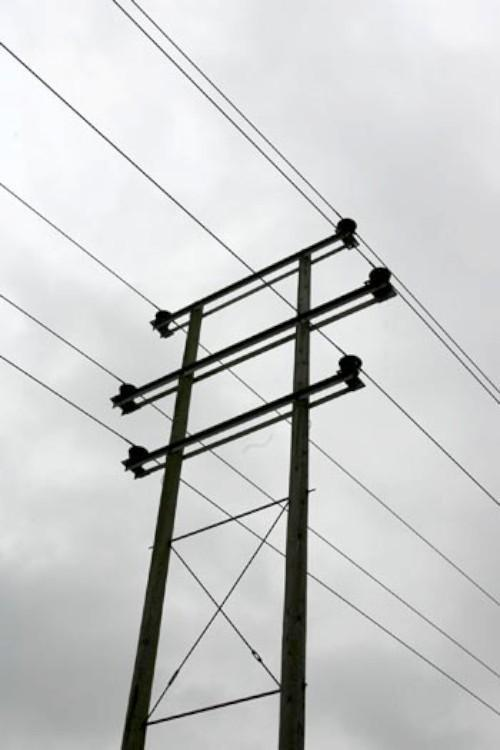Nearly 70 homes without power