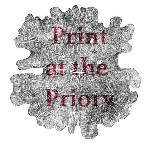 Print at the Priory Exhibition