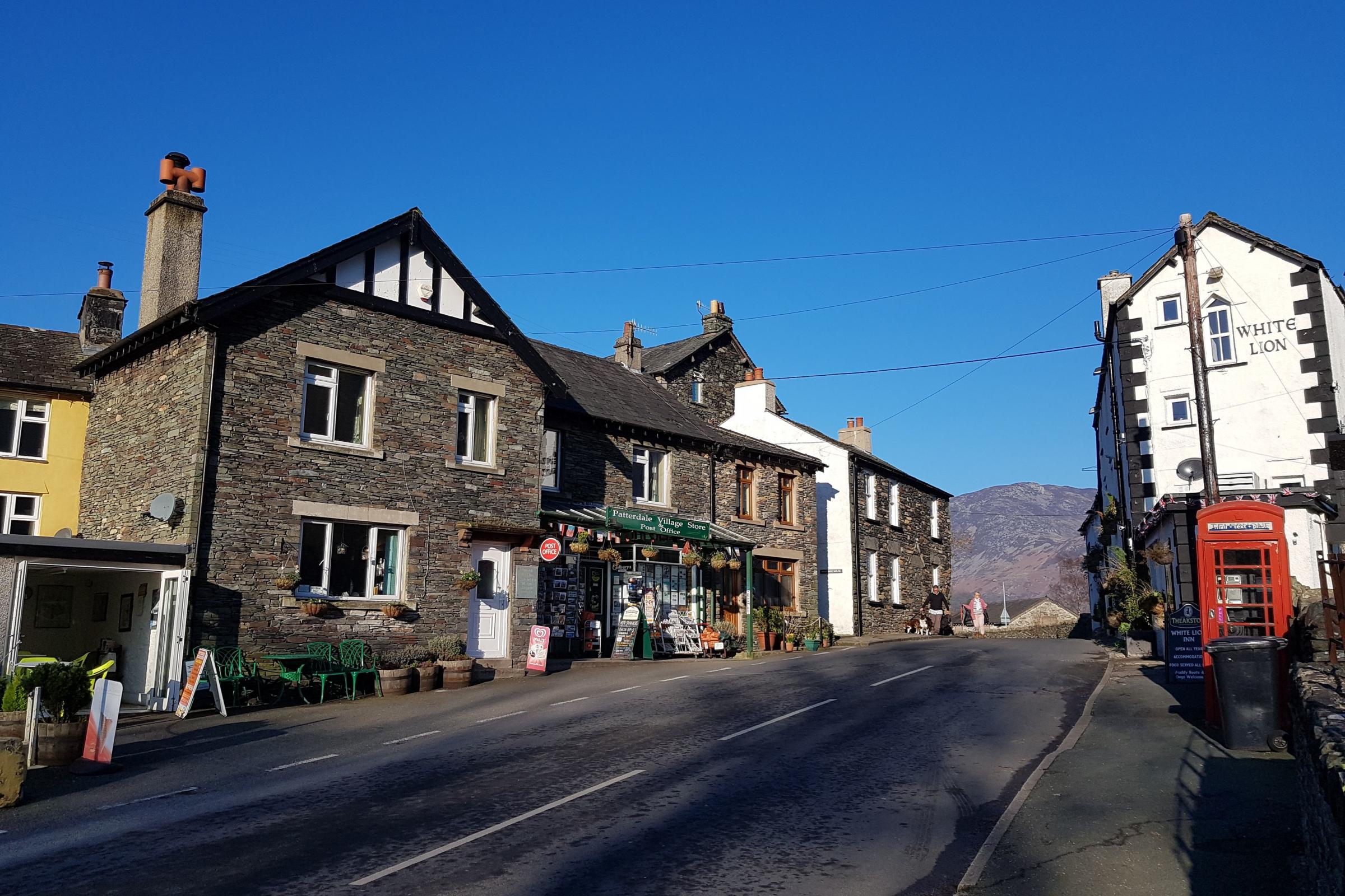 Patterdale Village Store and Post Office, which is up for sale