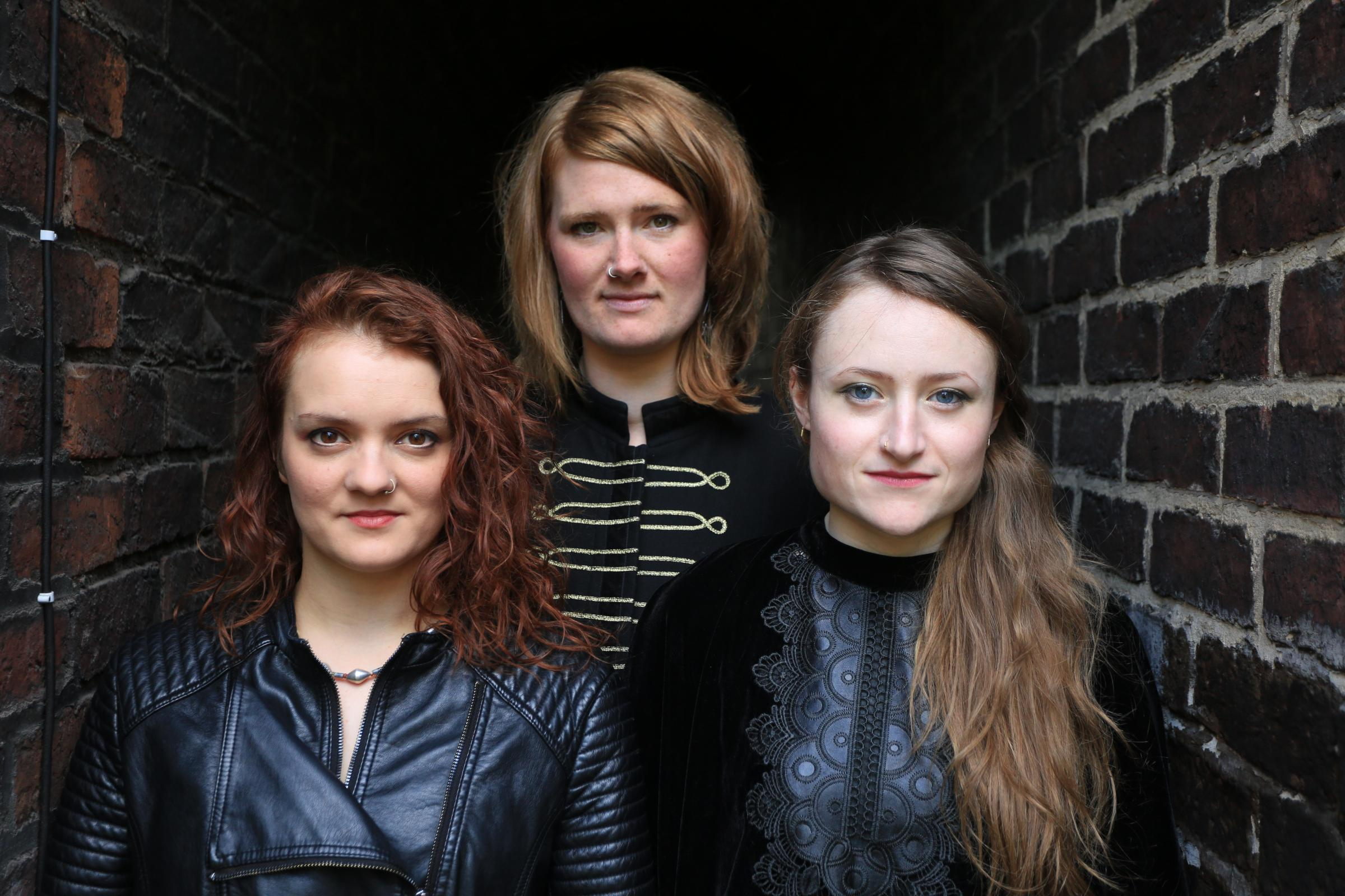 Lady Maisery have a terrific approach to harmony singing and are immensely talented multi-instrumentalists
