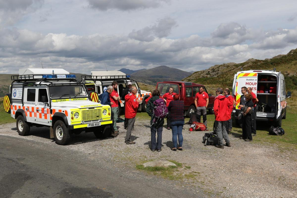 Duddon and Furness Mountain Rescue Team