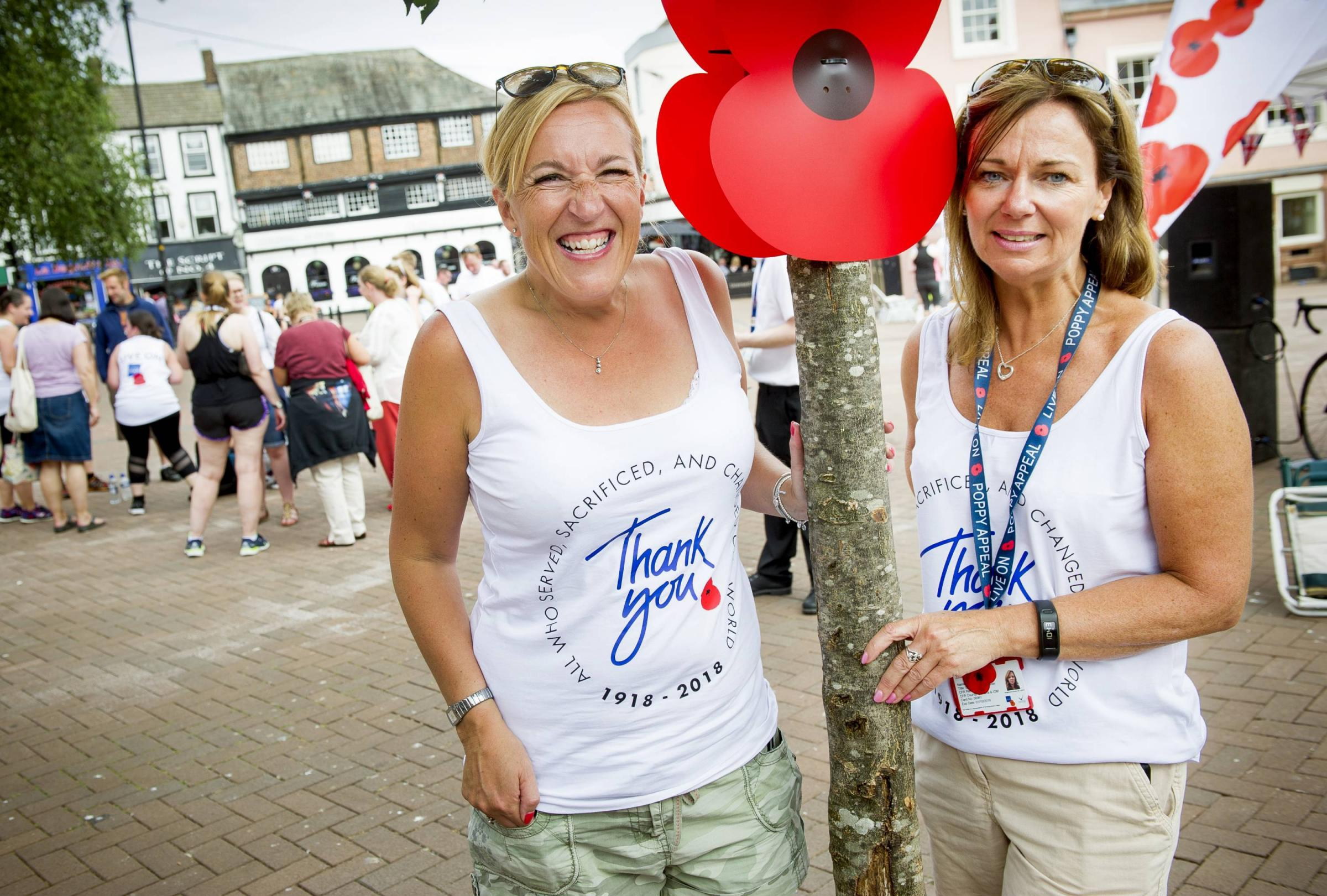 Cumbria poppy appeal tops £700,000 for first time ever