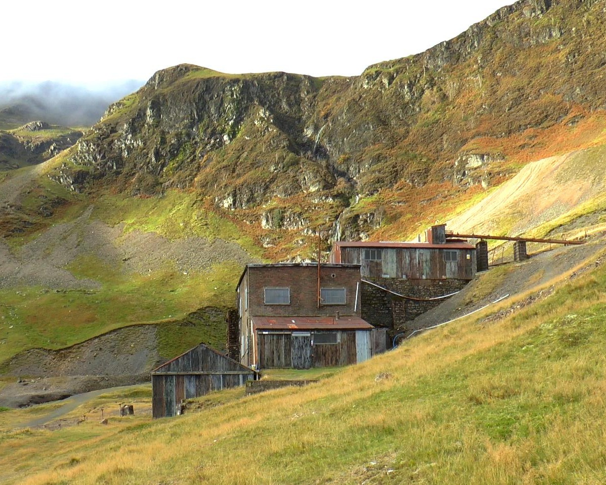 Heritage Open Day - Free guided tour of Force Crag Mine with the National Trust