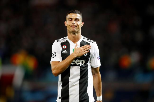 Cristiano Ronaldo and his Juventus team-mates have agreed to forego four month's wages