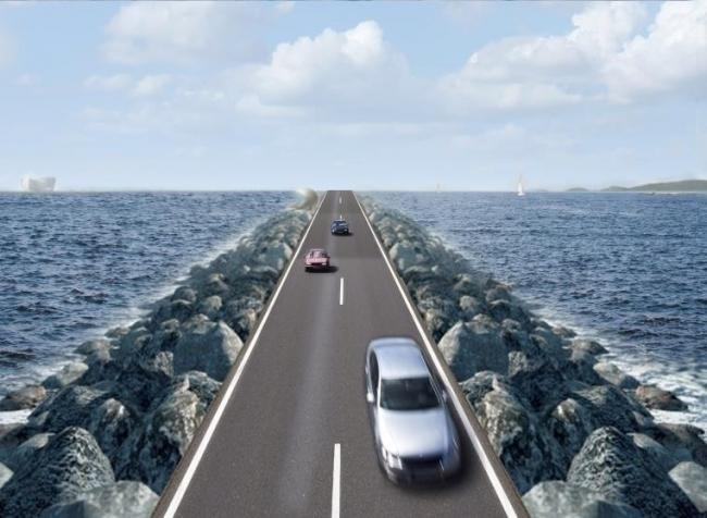 Letter Bay Bridge Could Be Covered With Solar Panels The