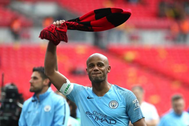 Vincent Kompany is heading back to Belgium to be player-manager of Anderlecht