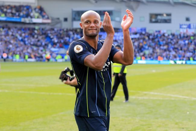 Vincent Kompany is leaving Manchester City after 11 years at the club