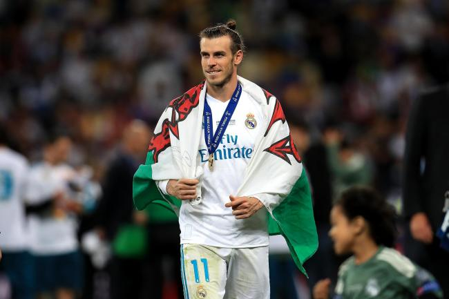 Gareth Bale has been linked with a move away from Madrid