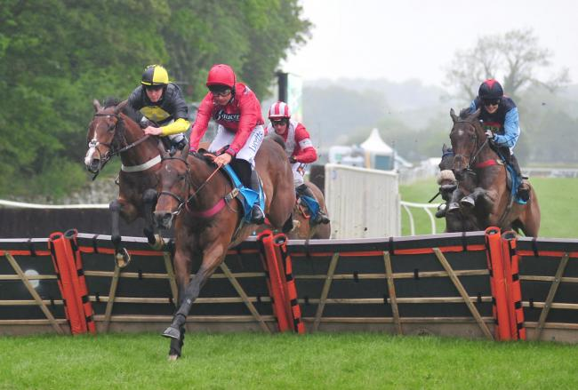 The Campbell and Rowley Catering and Events Handicap Hurdle Race at Cartmel Racecourse on Saturday