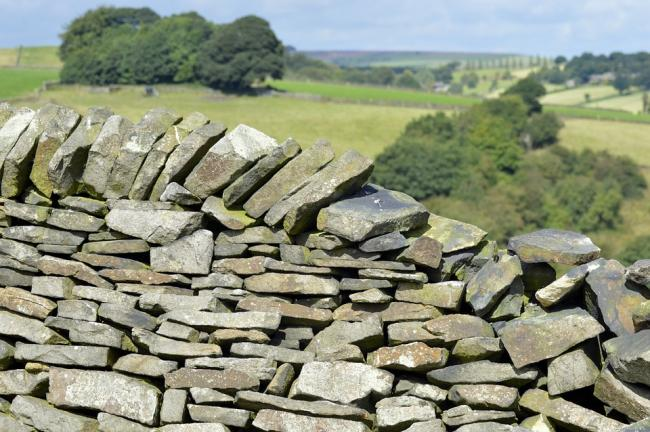 Free introductions to dry stone walling are being offered (Picture: Pixabay)