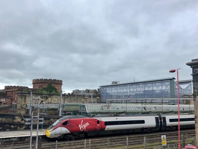 All trains cancelled between England and Scotland due to fallen tree near Carlisle