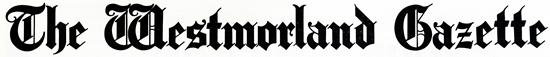 The Westmorland Gazette Logo